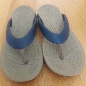NWOT Crocs Sandals 8